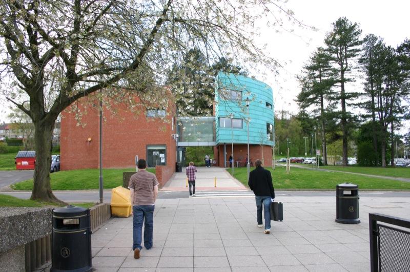 Perth College English Uk Scotland
